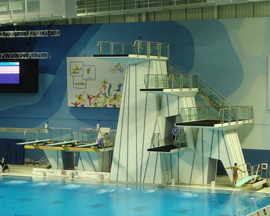 Kris shares Dive Tower design experience on the OAA website